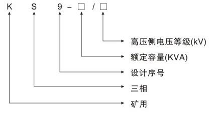 KS9、KS11油浸式矿用yabo29