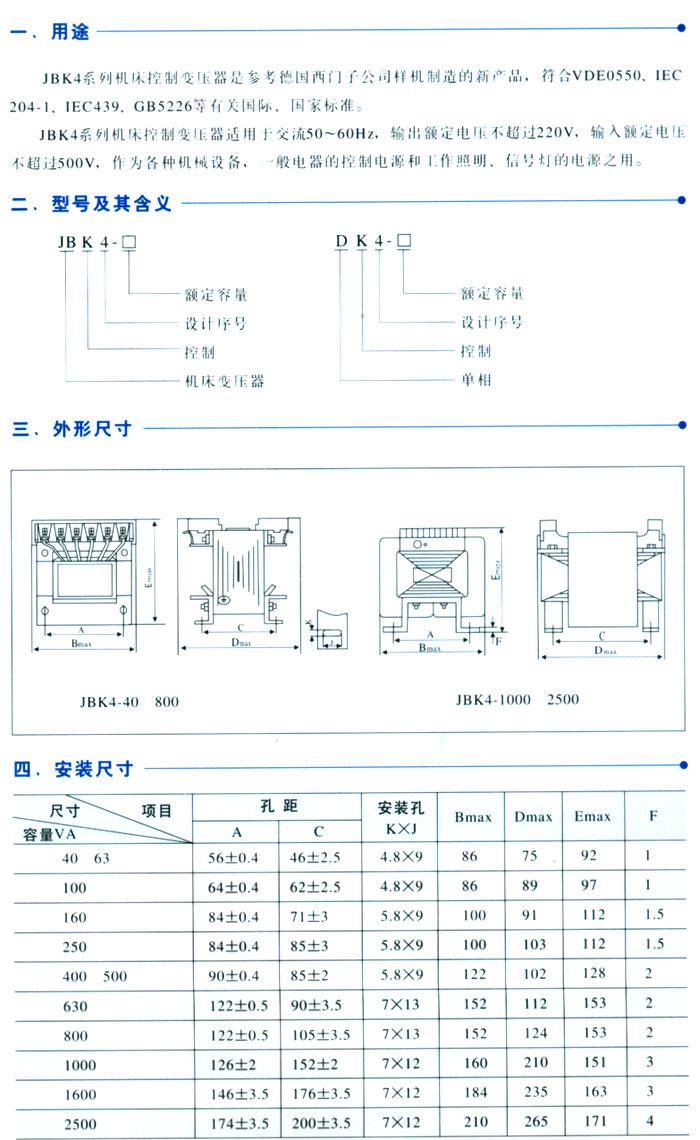 JBK4/5/6/7系列机床控制yabo29